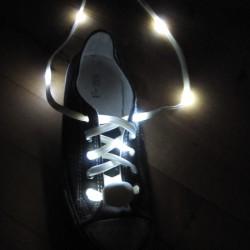 Snørrebånd med lys